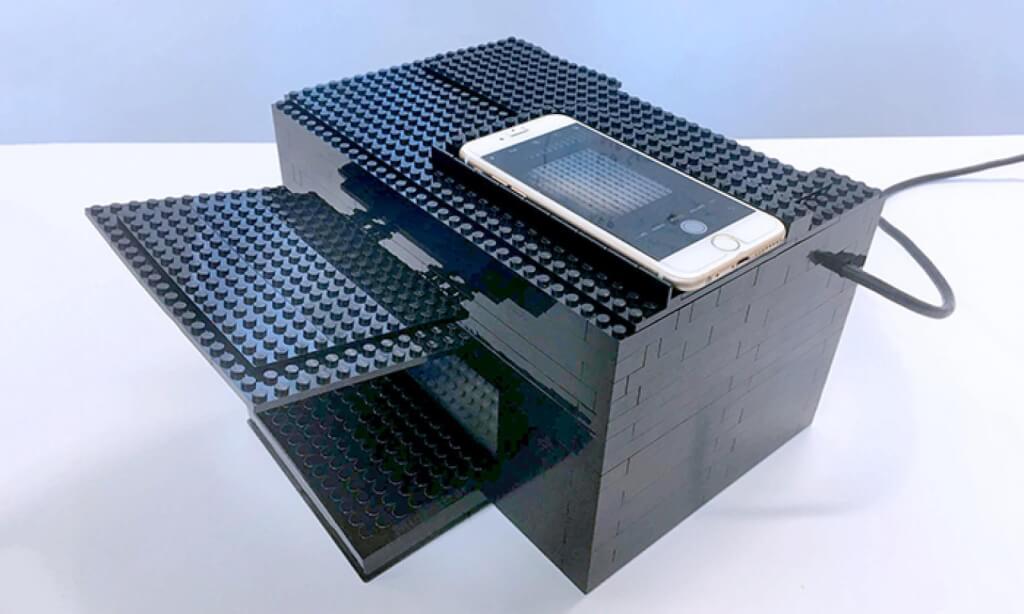 nerve gas detectors using smartphone