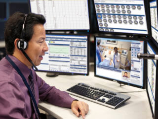 Telemedicine to Japanese hospitals