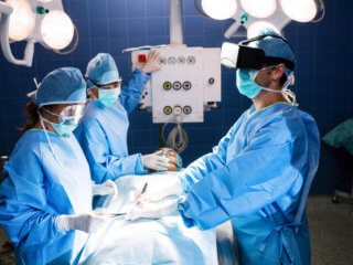 digital operating rooms