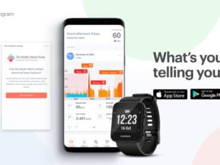 Garmin-Cardiogram digital health collaboration