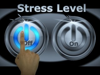 wearable device to measure stress