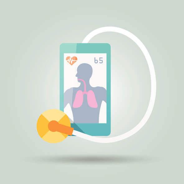Smartphone-based medical studies