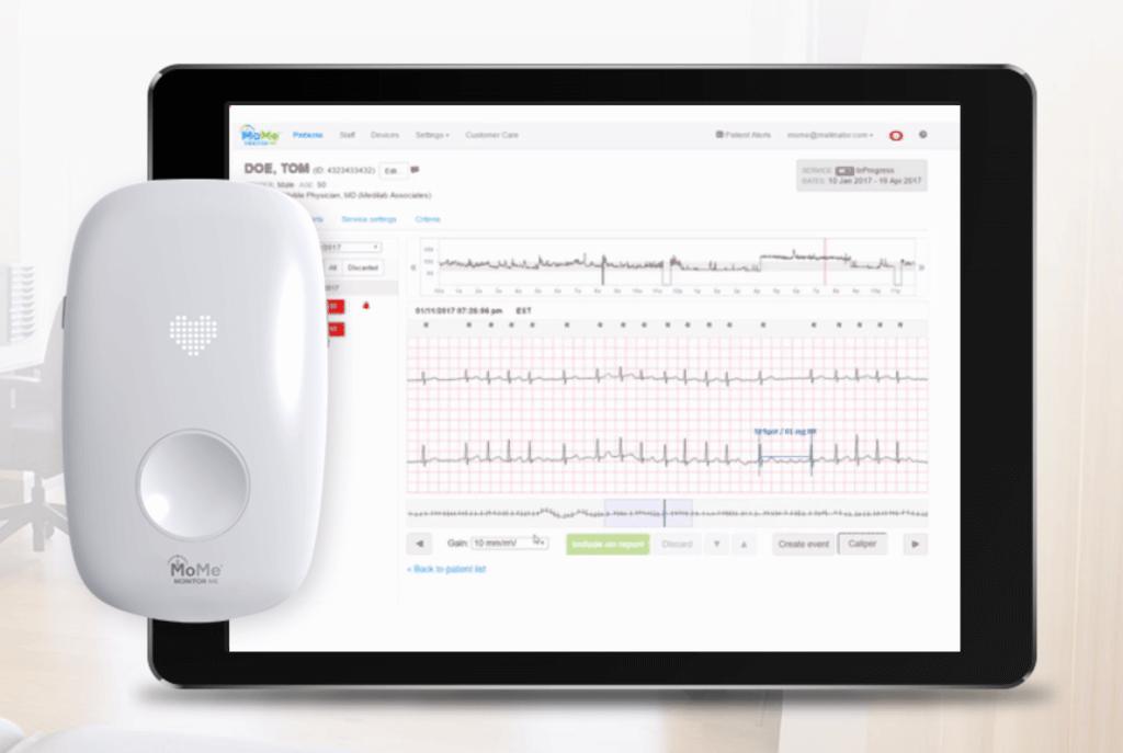 Arrhythmia detection platform