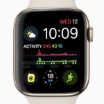 ECG application for Apple Watch