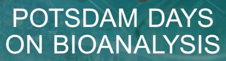 Potsdam Days on Bioanalysis 2018