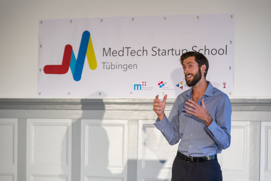 MedTech Demo Day 2018