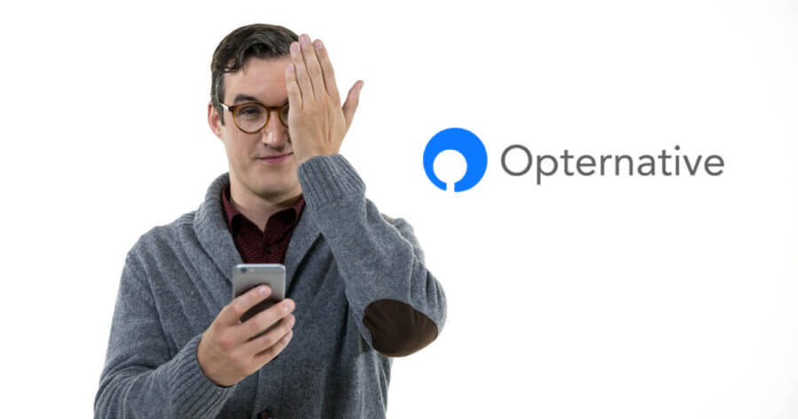 Online eye exam company
