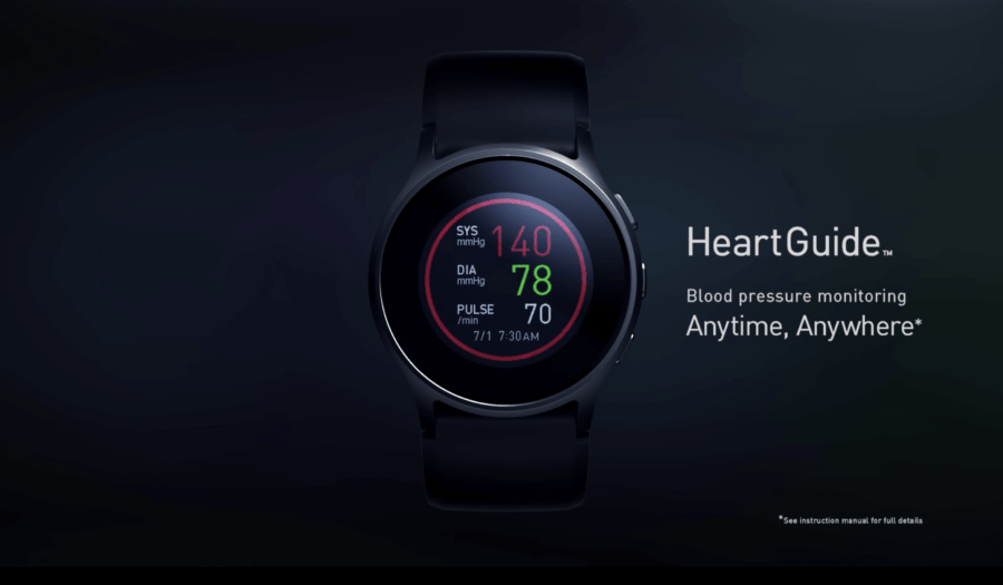 wearable blood pressure monitor