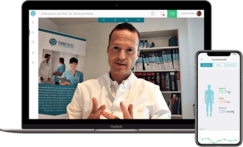 German telemedicine company