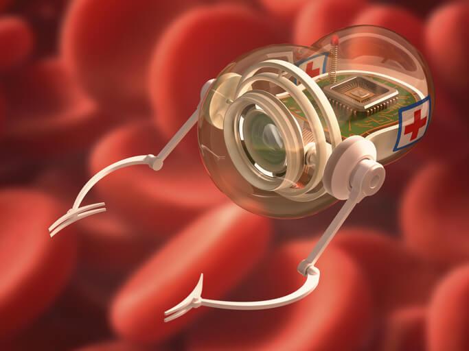 nanosensor to detect disease