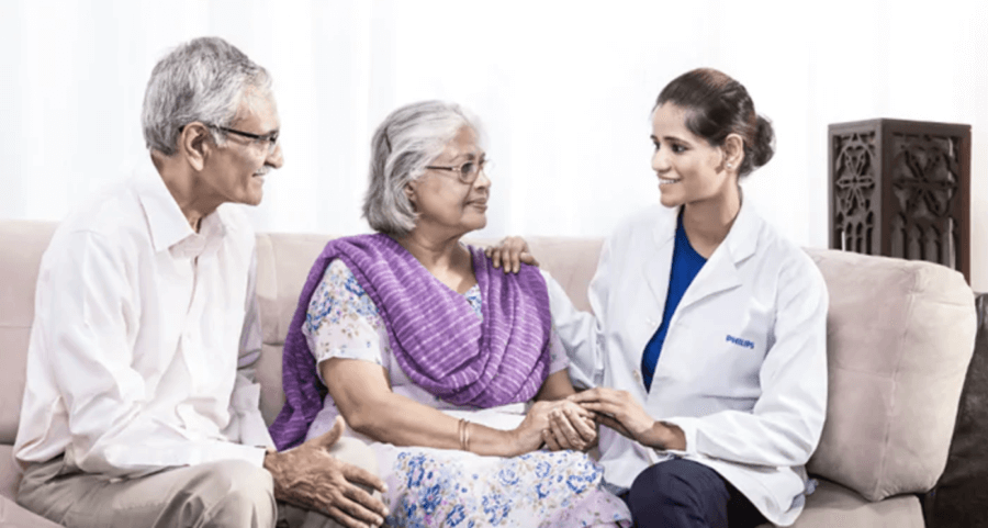 digital ecosystem for senior care