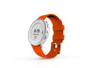 wearable watch for ECG
